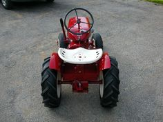 Lawn Tractors, Lawn Mower Tractor, Small Tractors, Wheel Horse Tractor, Homemade Tractor, Work Train, Work Horses, Cool Trucks, Gardening
