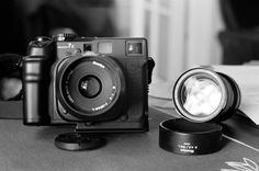 """The Mamiya 7II isn't a """"looker"""", but that certainly doesn't make me want one any less! What an outstanding camera system."""