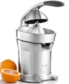 Breville 800CPXL Juicer, Motorized Citrus Press http://juicerblendercenter.com/how-juicing-fruits-and-veggies-can-enhance-your-life-and-health-goals/