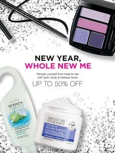 What's better than shopping for your favorite products? Getting them at 25%-50% off! Shop the Bath, Body & Beauty sale happing now through January 11th.