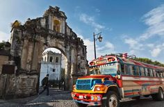 A short hop up the road from Atitlán is Chichicastenango, famous for its Thursday and Sunday markets.