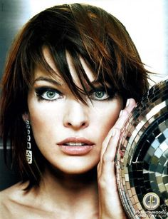 Mila Jovovich - in ultraviolet, or any other color for that matter :)