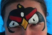 My Girl Face Painting Images on Pinterest | Face Paintings ...