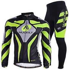 NUCKILY Male Quick Dry Custom Cycling Jersey Long Suit Small >>> Find out more about the great product at the image link.Note:It is affiliate link to Amazon. #tagblender