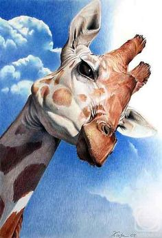 Giraffe represents the bridge between realms, farsightedness to see beyond, expression and communication through body language, family ties. Teaches balance of sky and earth, care in what you say and how you take others opinions. One has strong relationships and inner perceptions.