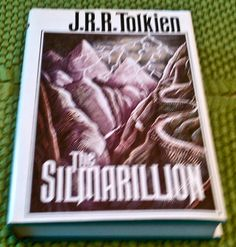 THE SILMARILLION Tolkien JRR by Vintage4sure on Etsy, $20.00
