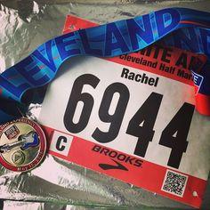 Race Recap | 2016 Cleveland Half Marathon | Running on Happy