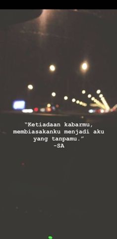 ideas for wall paper aesthetic quotes indonesia Quotes Rindu, Quotes Lucu, Cinta Quotes, Quotes Galau, Story Quotes, Text Quotes, Tumblr Quotes, Mood Quotes, Wall Quotes