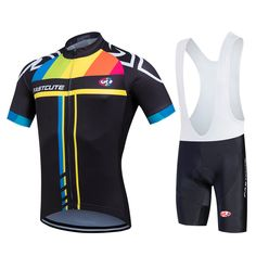 fastcute Summer Cycling Clothing/Quick-Dry Cycle Clothes/Race Bicycle Wear Ropa Ciclismo/MTB Bike maillot Cycling Jersey