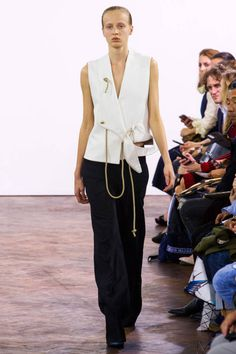 London Fashion Week has just kicked off. See the top 5 looks from J.W. Anderson here.