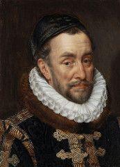 Adriaen Thomasz. Key - Portrait of William I, Prince of Orange | da irinaraquel