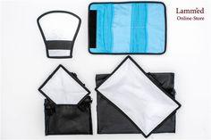 Camera Accessories Photography Lighting Kit Diffuser Light Reflector Softbox New #LammedOnlineStore