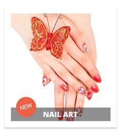 Mijnwebwinkel Professional [beautyandnailart] New Nail Art, Beauty Nails, Floral, Jewelry, Jewlery, Jewerly, Flowers, Schmuck, Jewels
