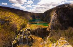 Plitvice lakes by Ivan Prebeg on 500px