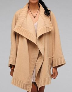 Hey, just noticed this coat is 60% off today! Go nuts, er, go eco-friendly ; )