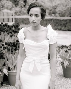 Don't mess with the bride wearing #Valentino.  We  this all-silk floor-length column wedding gown by the storied Italian house  .  Shop it now 55% off retail price.  We now offer free shipping and 14-day returns to most countries. . . #valentinobride #weddinginspiration #weddingparty #thegrove #countryside #countryhouse #whitedress #weddingdress #weddinggown #realwedding #realbride #bride2be #blackandwhite #blackandwhitephotography #weddingplanning #weddingphotographer #weddingphotography…