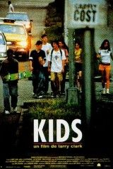 CINE(EDU)-28. Kids/ dirigida por Larry Clark. Estados Unidos, 1995. Drama. Relata as 24 horas frenéticas da vida dun grupo de adolescentes neoiorquinos que, como tales, se cren invencibles, e só viven pensando no sexo e as esmorgas. Unha historia que afronta a realidade da sexualidade, forzándonos a recoñecela aínda cando esta nos moleste. http://kmelot.biblioteca.udc.es/record=b1412562~S1*gag http://www.filmaffinity.com/es/film763211.html
