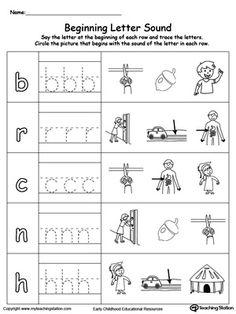 letter b beginning sound picture match worksheet printable worksheets worksheets and phonics. Black Bedroom Furniture Sets. Home Design Ideas