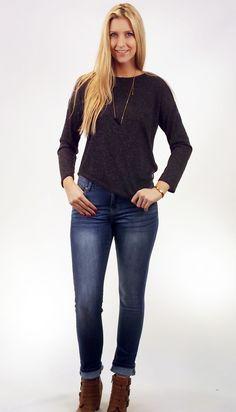 TC Elli's - Light Skinny Flying Monkey Denim Jeans, $35.14 (http://www.shoptcellis.com/new-arrivals/light-denim-skinny-pant/)