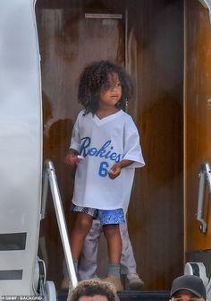 Cute Toddlers, Cute Kids, Baby Boy Fashion, Kids Fashion, Jenner Kids, Black Kids, Cute Black Baby Boys, Little Man Style, Kim Kardashian Kanye West