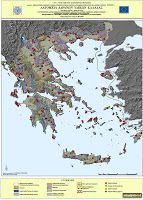 Ο ΕΛΛΗΝΙΚΟΣ ΟΡΥΚΤΟΣ ΠΛΟΥΤΟΣ: Ο χάρτης των λατομείων αδρανών στην Ελλάδα Map, World, Location Map, Maps, The World
