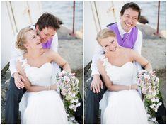 Costal wedding at Hvaler, Fredrikstad // Bryllup ved havet på Hvaler, Fredrikstad