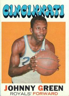 Cousy called him 'inspirational.' Alrighty, then. Pro Basketball, Basketball Players, Sports Figures, Trading Card Database, Boston Celtics, African American History, Cincinnati, Infographic, Trading Cards