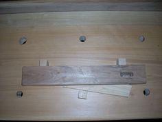 Metodo di fissaggio pezzo in lavorazione