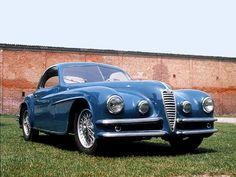 1946–1948 Alfa Romeo 6C 2500 SS Coupe