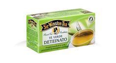 Sir Winston Tea Chá Verde Sem Cafeína