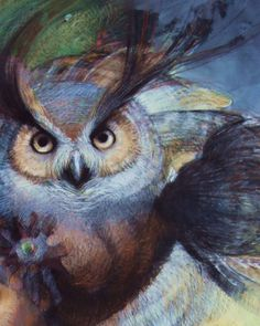 Like my page on facebook: Tonja Sell - Artist Page for 50% promo code through 3/31/14.  Choose an OWL drawing Art PRINT   by Tonja Sell by TonjaSell, $22.00