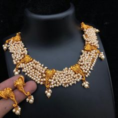#newarrival #accessories #pearlnecklaceset #earrings #southindianjewellery #desi #traditional #ethincwear #events #weddings #festivals #stylemeetsculture #styleyoursnow #sairamfashions #fabjewelleryatgreatprices 2100