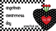 PrAACtical AAC: Angelman Syndrome Awareness Day-resources to help with complex communication needs. Pinned by SOS Inc. Resources. Follow all our boards at pinterest.com/sostherapy for therapy resources.