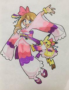 Sapphire Pokemon, Ghost Pokemon, Pokemon Universe, Pokemon People, Best Waifu, Doujinshi, Jessie, Sailor Moon, New Art
