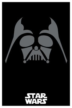 Star+Wars+custom+minimalistic+poster+set+matte+by+SPACEBARdesigns,+$37.00