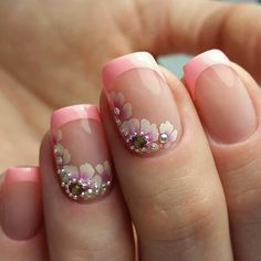 Floral Nail Art Designs Epic Spring Break | trends4everyone
