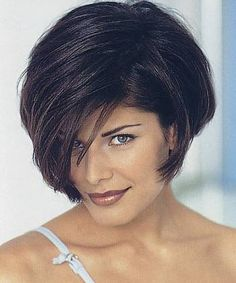 Dark haircuts section 12, picture 111.
