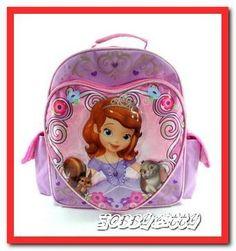 Disney Princess Sophia The First 12 Toddler Backpack | eBay