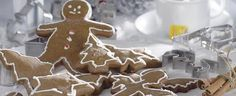 Ginger Bread Ginger Bread, Holiday Recipes, Christmas Recipes, Christmas Desserts, Flora, Gingerbread Cookies, Sweets, Cooking, Christmas Deserts