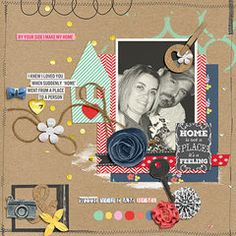 Scrapbook.com Layout Gallery