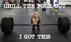 Hilarious baby quotes with pictures | funny baby in gym