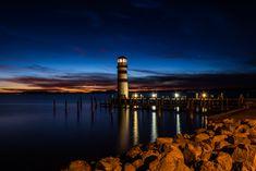 Bildergebnis für podersdorf bilder Lighthouse, Reflection, Friends, Coast, Night, Wallpaper, Nature, Check, Happy New Year