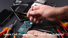 15 Best Online Cell Phone Repair Training images in 2019