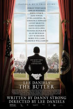 Lee Daniels' The Butler on DVD January 2014 starring Oprah Winfrey, David Oyelowo, John Cusack, Forest Whitaker. The Butler is inspired by Wil Haygood's Washington Post article about an African-American man who served as a butler (Forest Whitaker) to Oprah Winfrey, Clarence Williams Iii, Robin Williams, Williams James, Jesse Williams, Beau Film, The Butler Movie, Cuba Gooding, Forest Whitaker