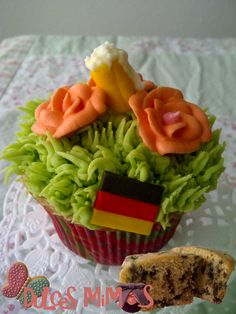 cupcakes fiesta alemana