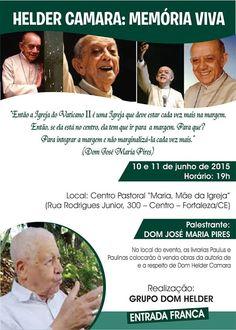 F.G. Saraiva: Dom José Maria Pires fala sobre o Vaticano II e Do...