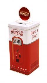 Cofre Machine Beverage 16 Cm Classic Coca Cola