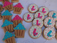 Cookies (Galletitas) decoradas, $11 en https://ofeliafeliz.com.ar