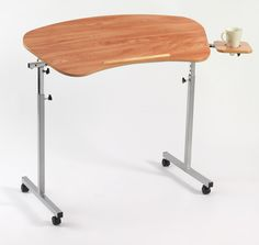 Overzet tafel voor stoel of bed