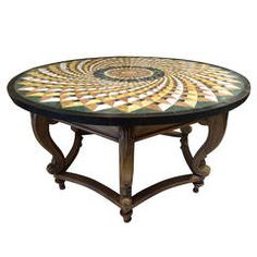 Shop center tables and other modern, antique and vintage tables from the world's best furniture dealers. Table Furniture, Cool Furniture, Modern Furniture, Outdoor Furniture, Outdoor Decor, Vintage Table, Vintage Home Decor, Center Table, Wood Crafts